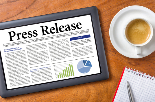 write a punchy press release with unlimited revisions