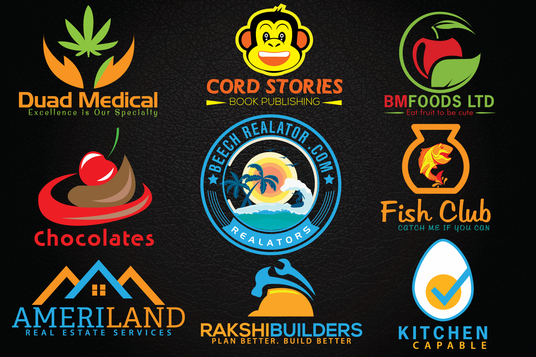 I will Design Professional Logo with Unlimited Revisions