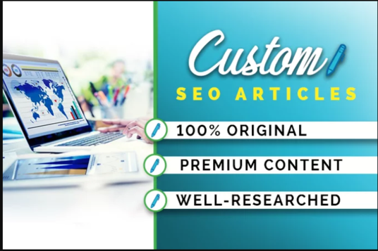 I will Write A 1000 Word Mind Blowing SEO Blog Article