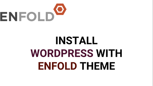 I will setup wordpress and customize enfold theme