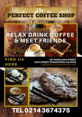 create a Professional A5 Food or Drink Industry Promotional Flyer  Leaflet Design Single Sided