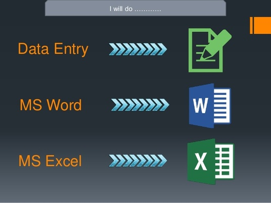 freelance data entry in ms word services online fivesquid