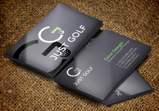 I will do business card