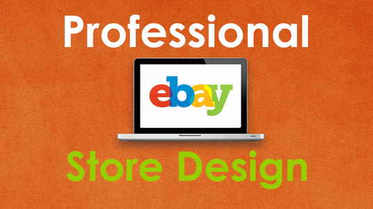 I will Design Responsive eBay Store And Listing Template - No active content