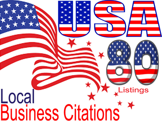 I will List Your USA Business On Premium High Quality Local Directories