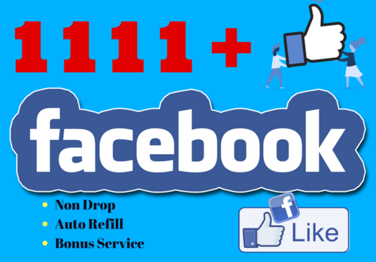 I will give you 200+ Facebook Real Likes at super fast speed with bonus