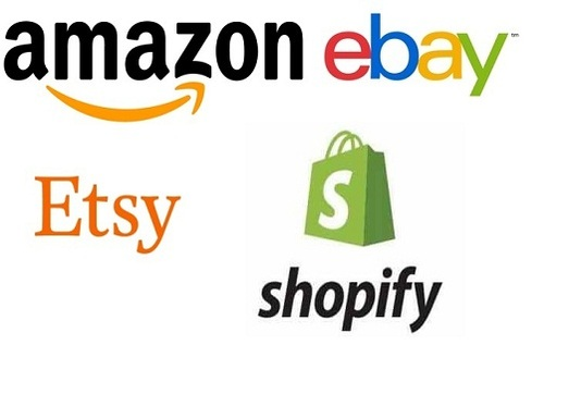 curate Pinterest to promote your Shopify Ebay Etsy or Amazon
