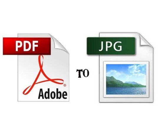 I will convert your jpg files to pdf and pdf to jpg