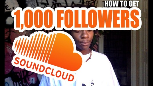 I will Add 1,000+ REAL Soundcloud Followers