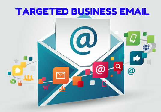 I will collect targeted business email and b2b lead generation