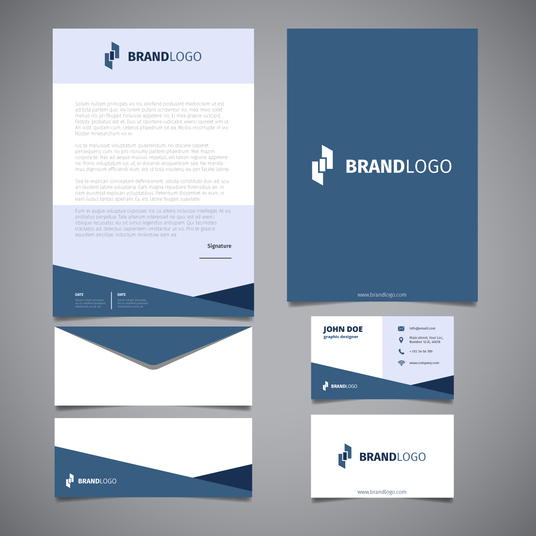I will Design Corporate Identity
