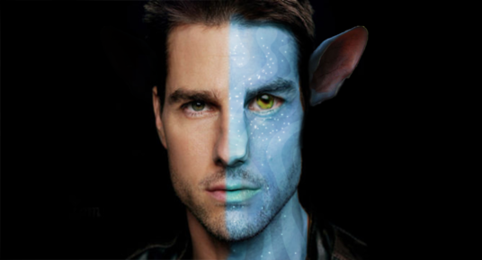 I will turn your photo into avatar (the  movie)