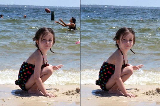 remove anything from a photo in photoshop