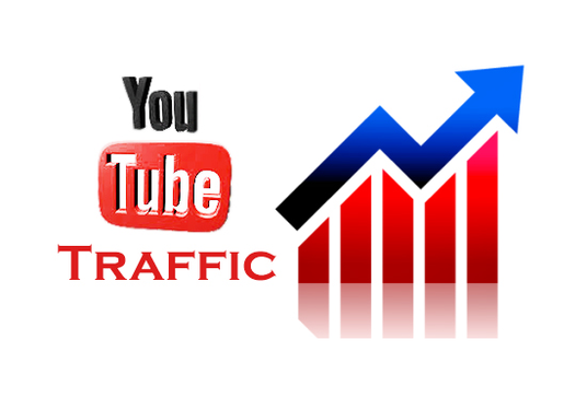 I will Provide YouTube  Human traffic as per your requirement