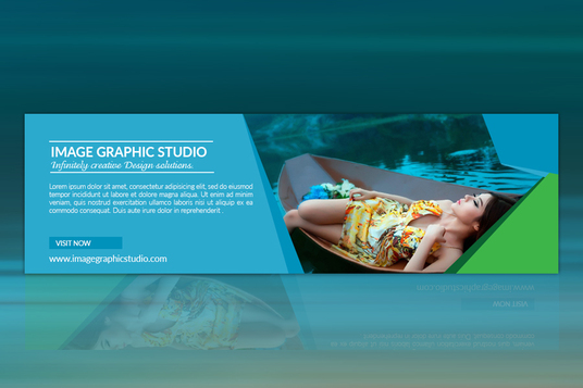 I will design web banner Facebook covers, ads, headers
