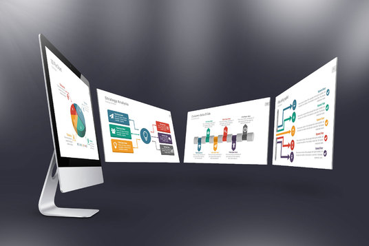 I will Create Modern and Professional PowerPoint Presentation