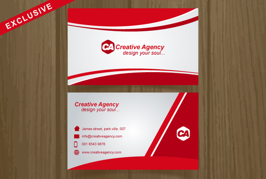 I will Design creative and professional business card and letter head.