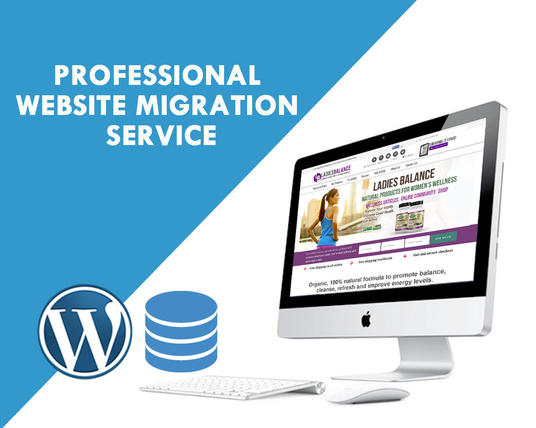 I will migrate your wordpress website across different hosts
