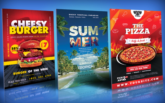 I will Design Amazing Flyer For Your Business