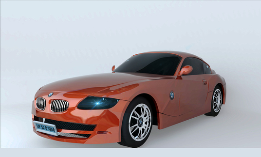 I will do 3d modeling and rendering of car