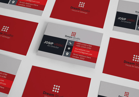 Design Professional, Creative, Unique, Minimal business card and brand identity for yours