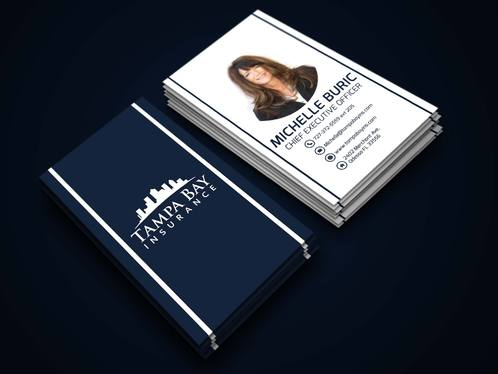 Design professional and elegant business card for you for 5 cccccc design professional and elegant business card for you reheart Image collections