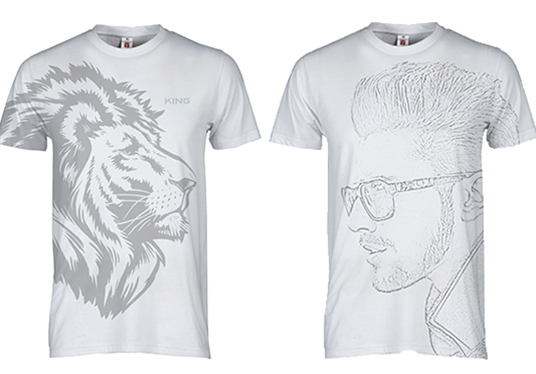 Give You A Unique Trendy Tshirt Design Based On Your Vision
