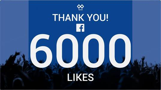 I will Add Real  6000+ Facebook Likes