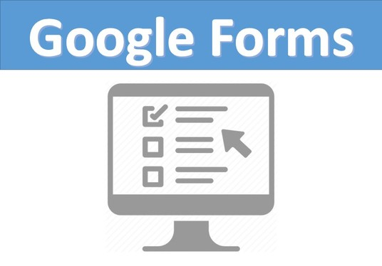 I will do Google Forms