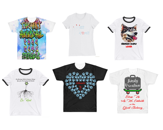 I will design trendy, cool and amazing Tshirts