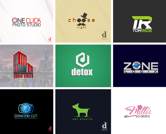 I will Design custom logo for your business