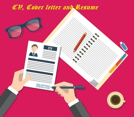 professionally design and write CVs, Resumes and Cover letters