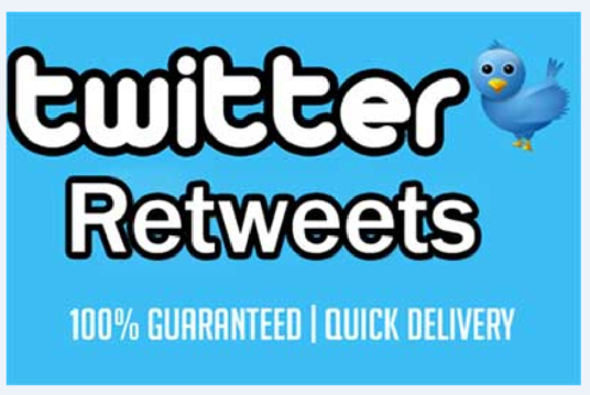 I will Add 1500 Real And Permanent Twitter-Retweets