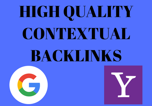 I will Create 2000 Powerful SEO Contextual Backlinks