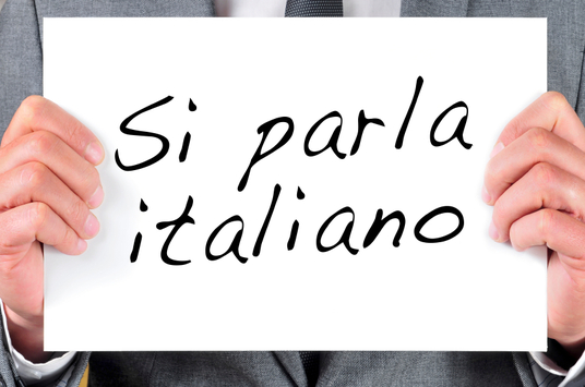 I will give you a 15 minute mini Italian lesson on Skype