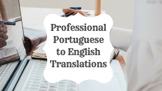 I will Translate 1000 Words from Portuguese to English