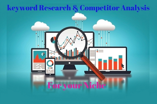 I will Do Professional Keyword Research