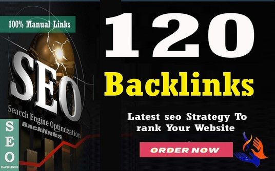 I will do 120  High PR SEO Backlinks, with edu gov, Dofollow, PR9 Links