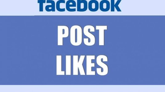 I will Give you 500 Facebook Photo or Post Likes with Instant start