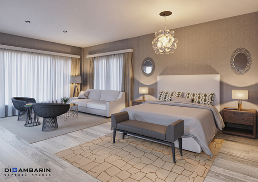 draw 3D Visual Exterior and Interior Architecture