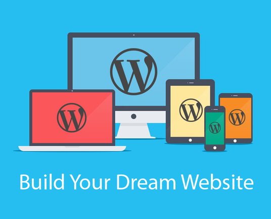 I will Design your Dream Website