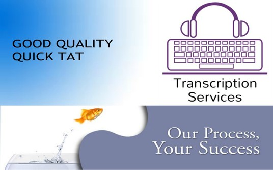 I will Provide An Accurate Medical Transcription Service
