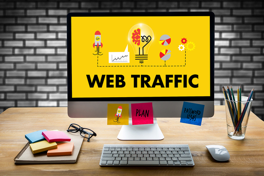 I will Give You UNLIMITED Real Traffic  For Your Website