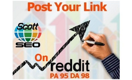submit your link to Reddit