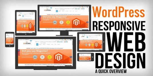 I will create luxurious responsive wordpress website