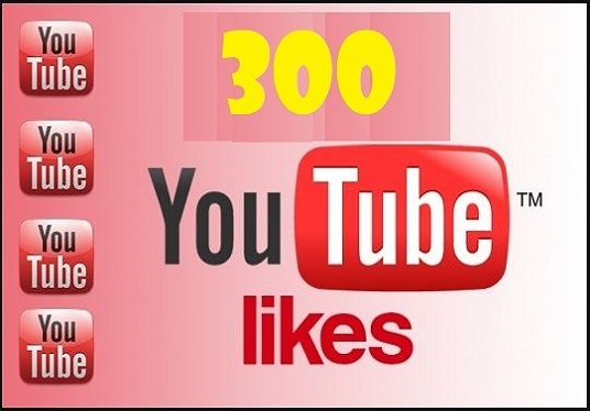 I will add 300 Youtube Likes to your Video