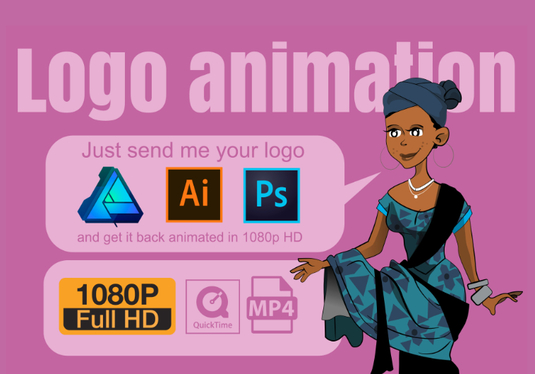 animate your logo