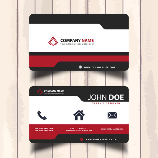 I will Design 2 Professional Business Card