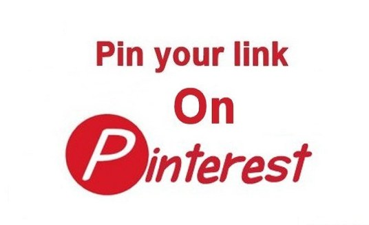 I will share your blog, web page and links to your website on Pinterest
