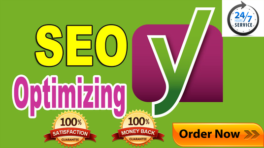 I will Do Yoast SEO Optimization For Wordpress Website